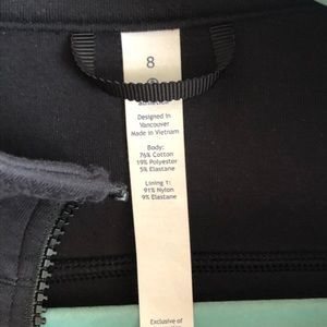 lululemon athletica Sweaters - Ladies Lululemon jacket size 8 EUC